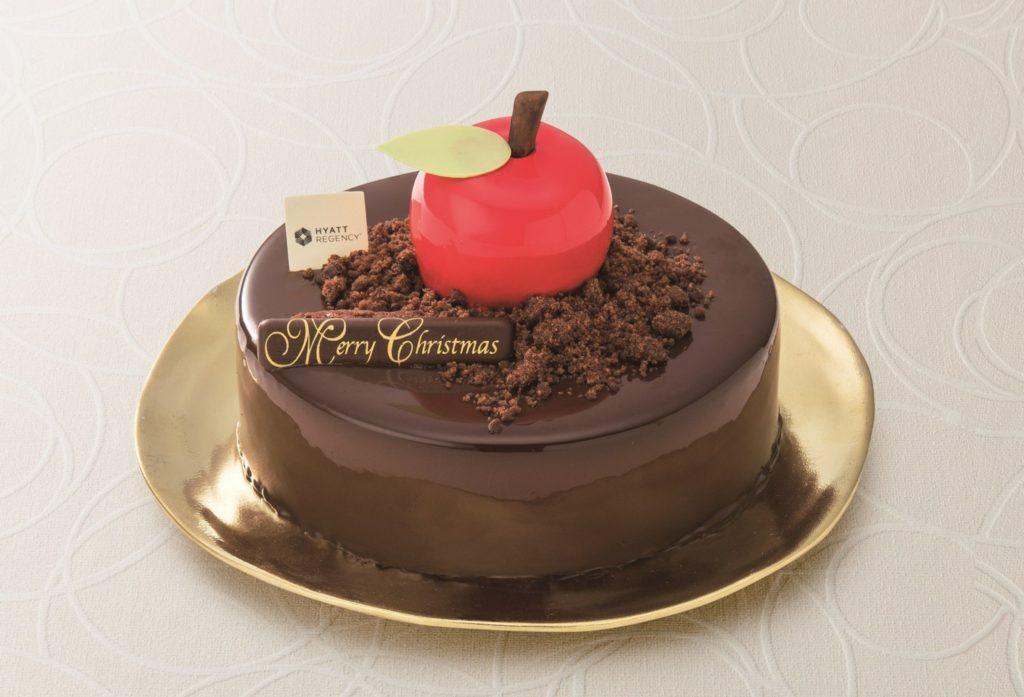 おしゃれで可愛いクリスマスケーキの画像5