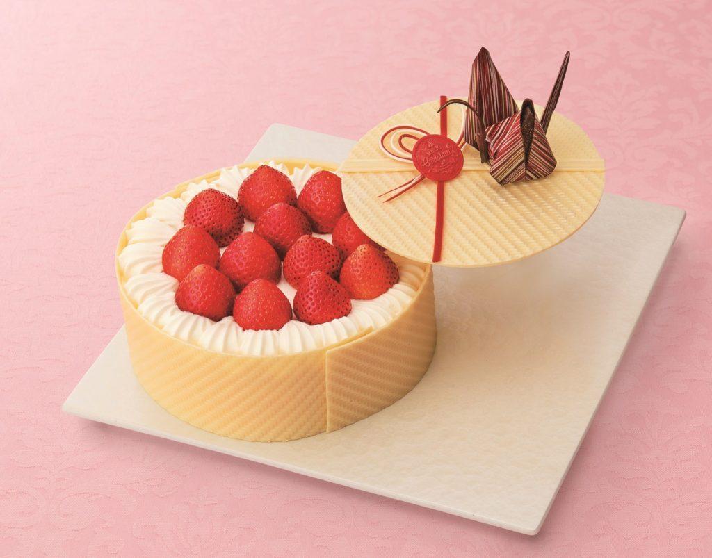 おしゃれで可愛いクリスマスケーキの画像6