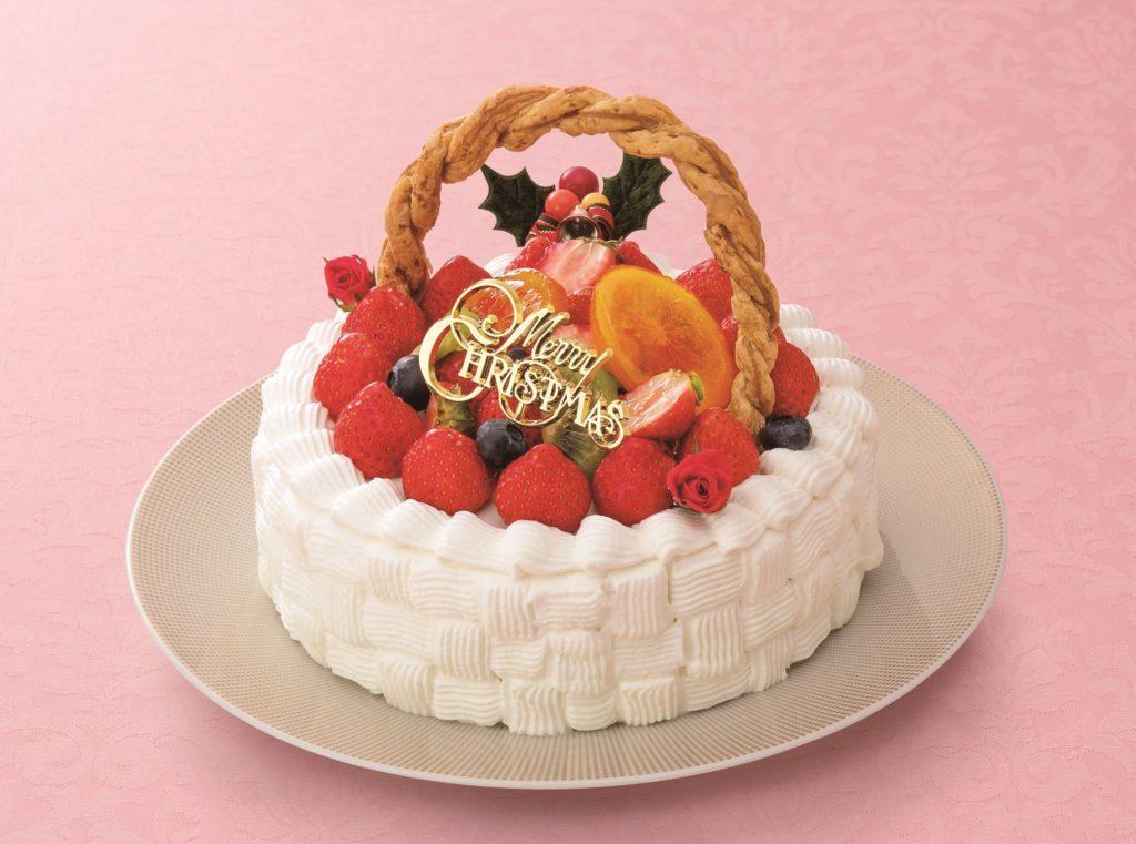 おしゃれで可愛いクリスマスケーキの画像7