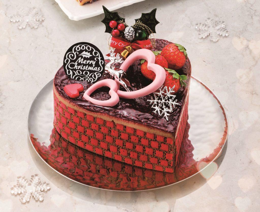 東急百貨店のクリスマスケーキ2018の画像1