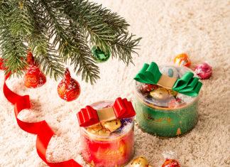 リンツ、甘くて心温まるクリスマス限定ギフトチョコ発売♡