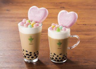 【タピオカ】台湾カフェ『彩茶房』の秋冬メニューがかわいい♡