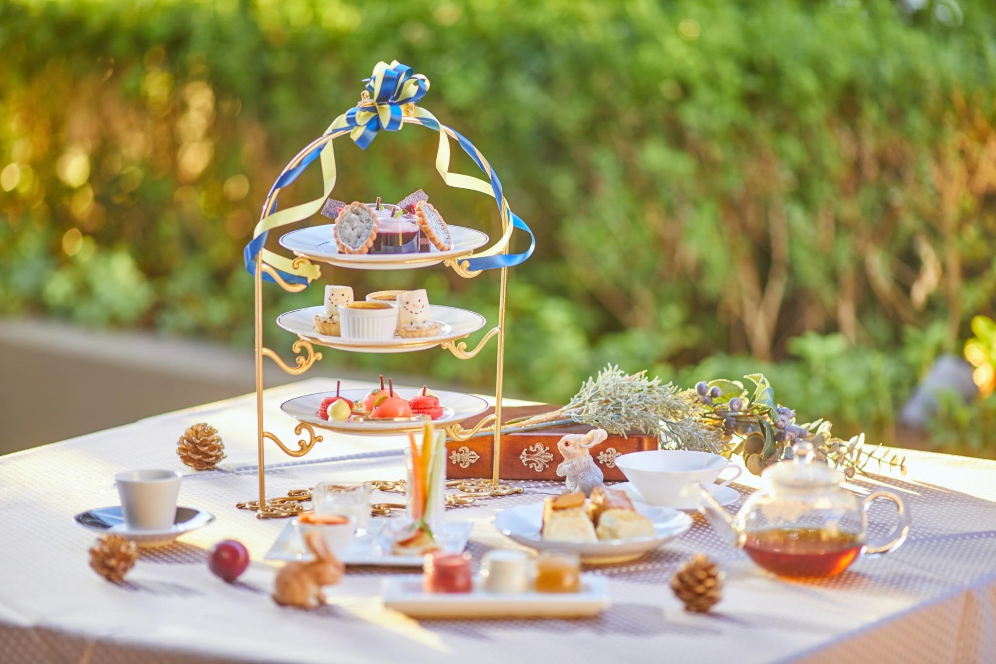 白雪姫の世界に招かれて…♡「白雪姫のクリスマスデザートフェア」開催