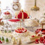 これは夢?アリスのお菓子なクリスマスブッフェ