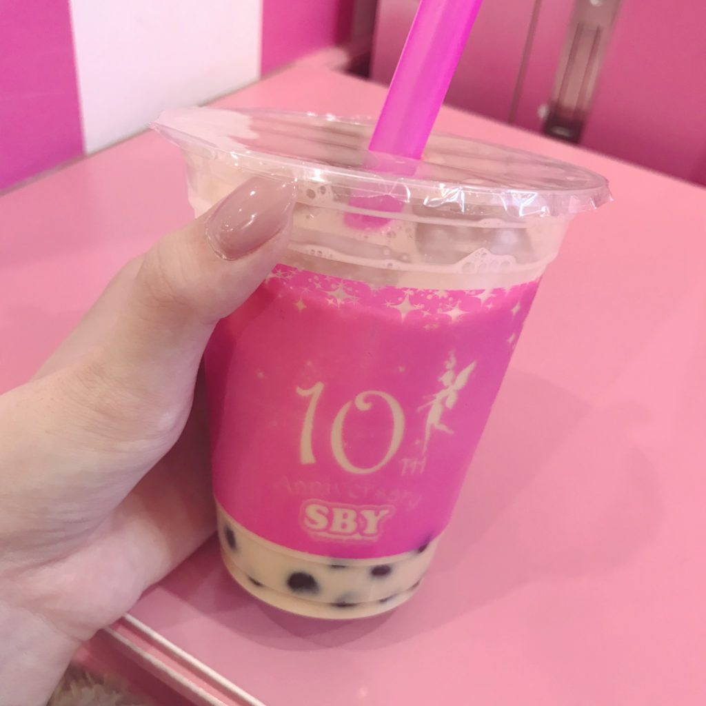 SBY(エスビーワイ)渋谷109店のタピオカの画像