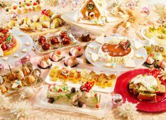 心ときめくシンデレラがテーマのクリスマスブッフェ開催*