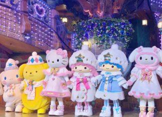 真っ白な雪の世界で心温まる物語を♡ピューロクリスマス開催中❆