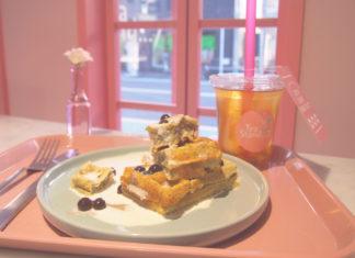 ピンクかわいい♡紅茶専門店『Tea Stand…7』の新店舗が錦糸町にOPEN♡