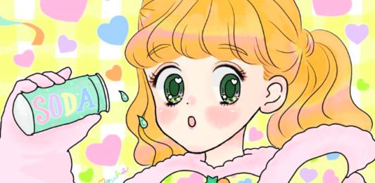 ファンシーな女の子に共感♡イラストレーター『natsuha』さんのやさしい世界°˖✧