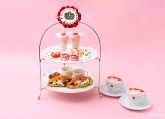 ゆめかわラブリー♡Q-pot CAFE.ホリデー&バレンタイン限定メニュー