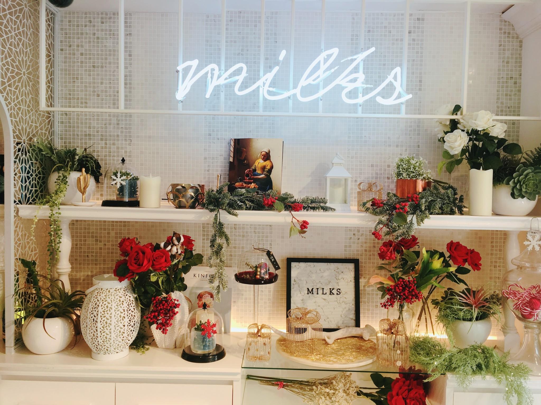 「ソフトクリーム+お酒」恵比寿のカフェ『MiLKs(ミルクス)』の画像2