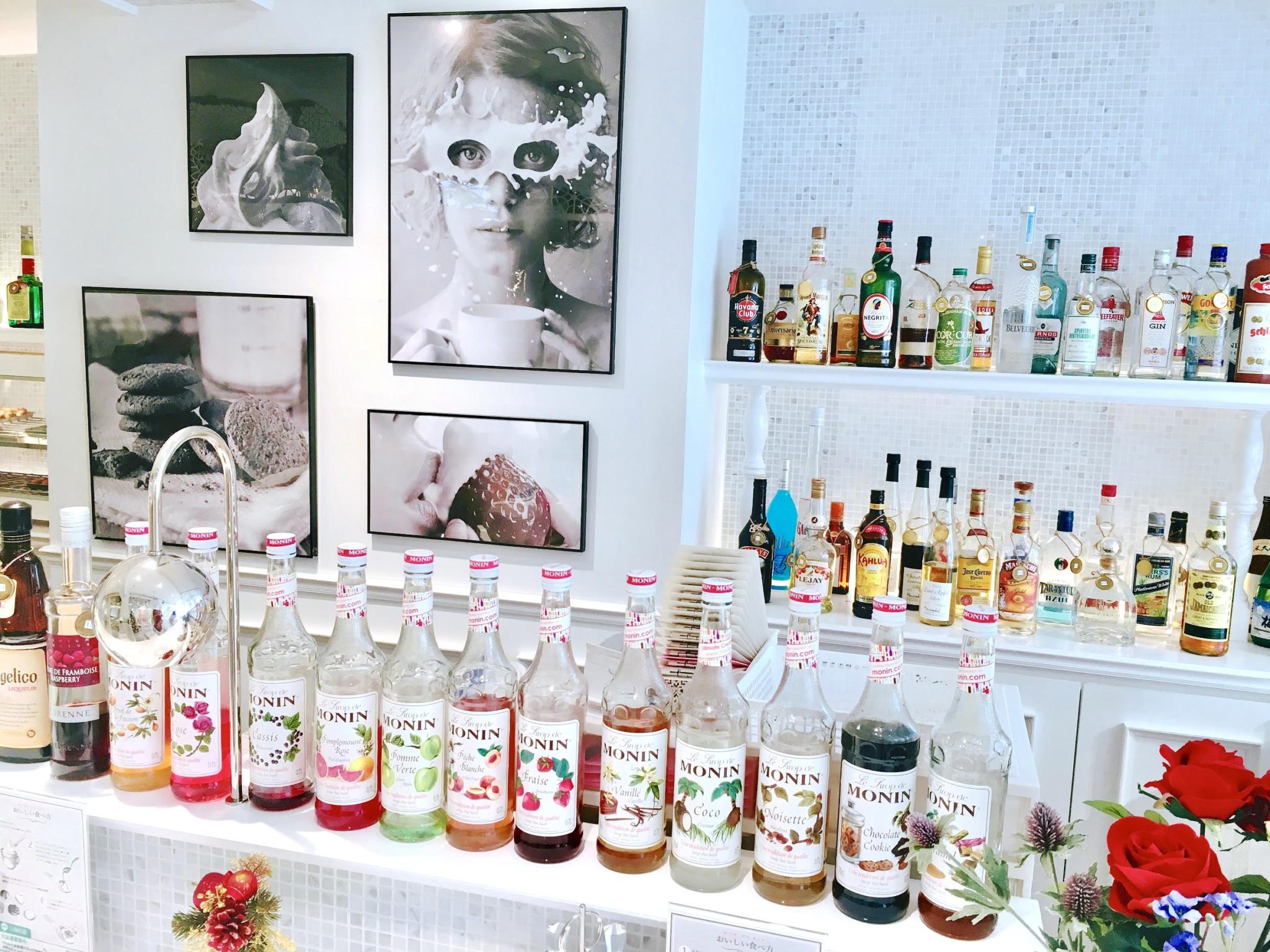 「ソフトクリーム+お酒」恵比寿のカフェ『MiLKs(ミルクス)』の画像3