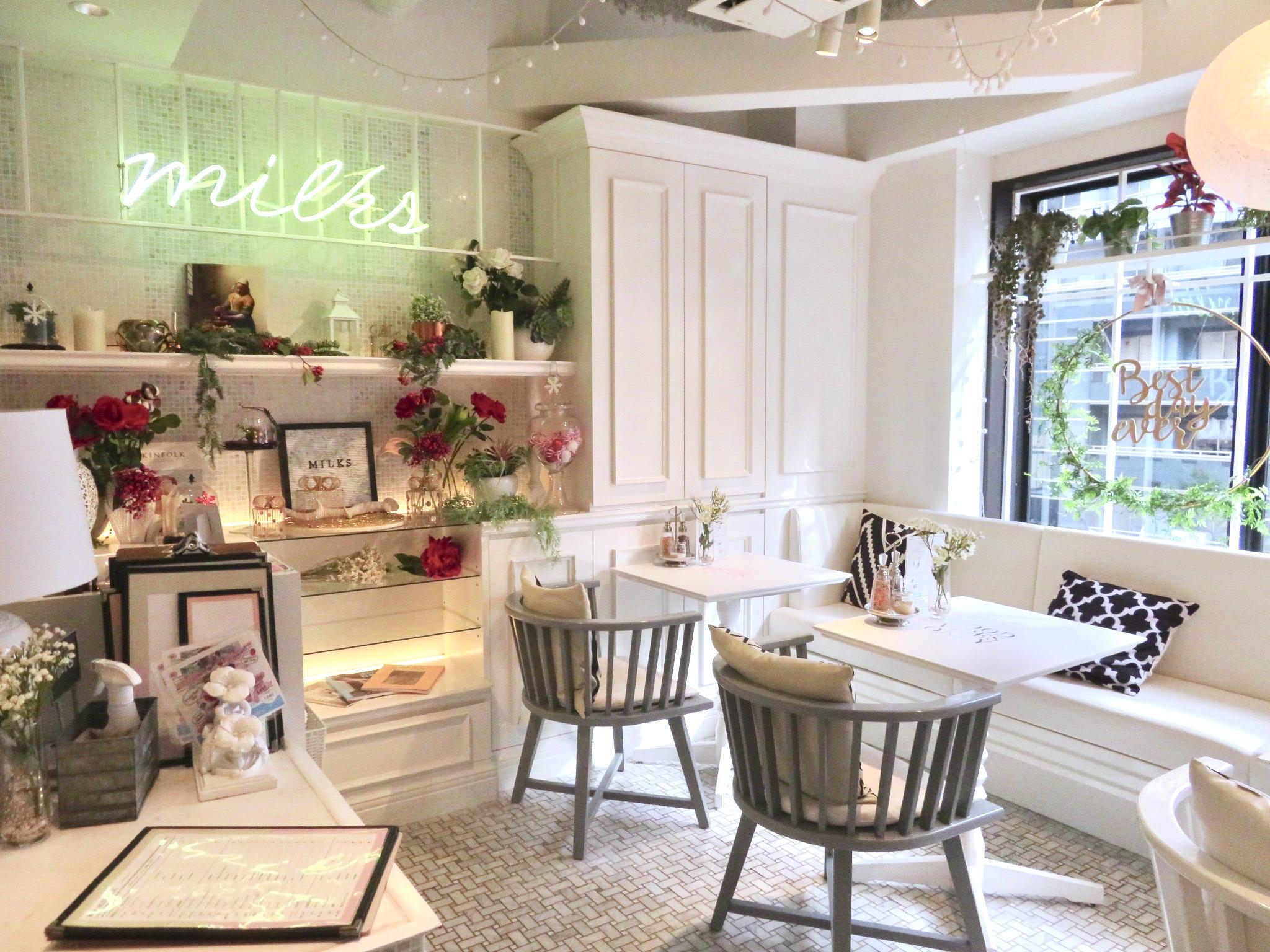 「ソフトクリーム+お酒」恵比寿のカフェ『MiLKs(ミルクス)』の画像10