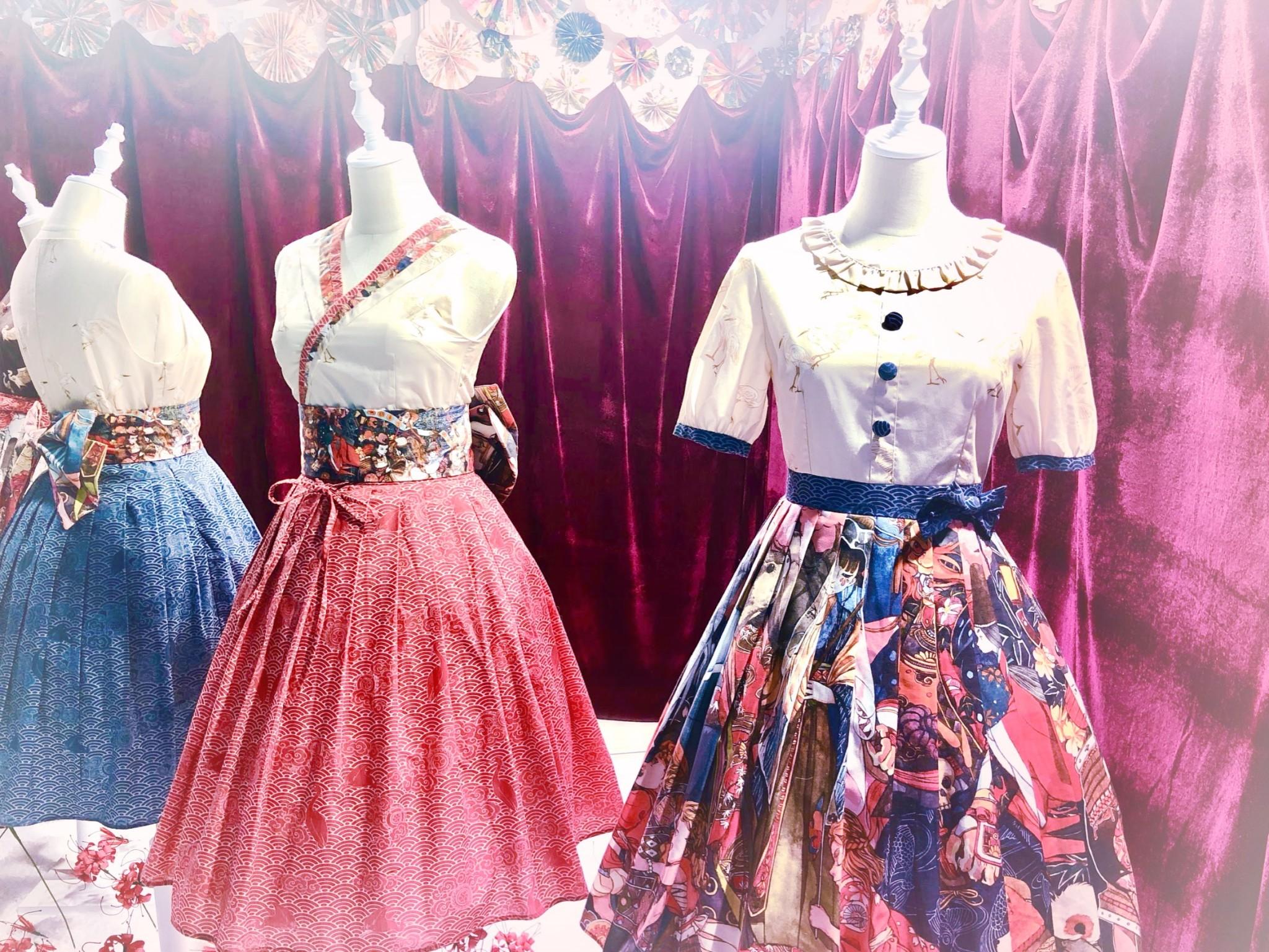中国ロリータブランド小狍子洋服工作室の画像
