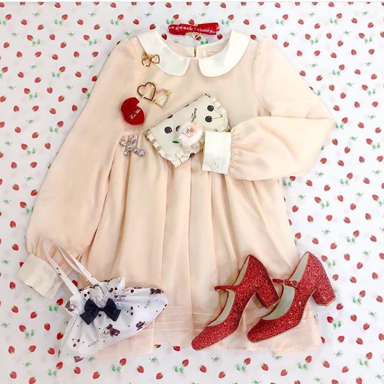 『Rose Marie seoir』のお洋服でお人形さん目指しちゃお♡