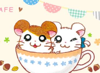 祝♡20周年記念「ハム太郎カフェ」が期間限定でオープン!♡