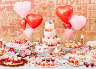 LOVEがいっぱい!青山『恋するいちごのデザートブッフェ』