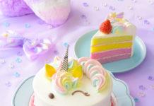 写真映え♡虹色のゆめかわケーキ発売♡