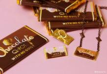 """贅沢ショコラに恋をして""""Q-pot. Chocolate Collection"""""""