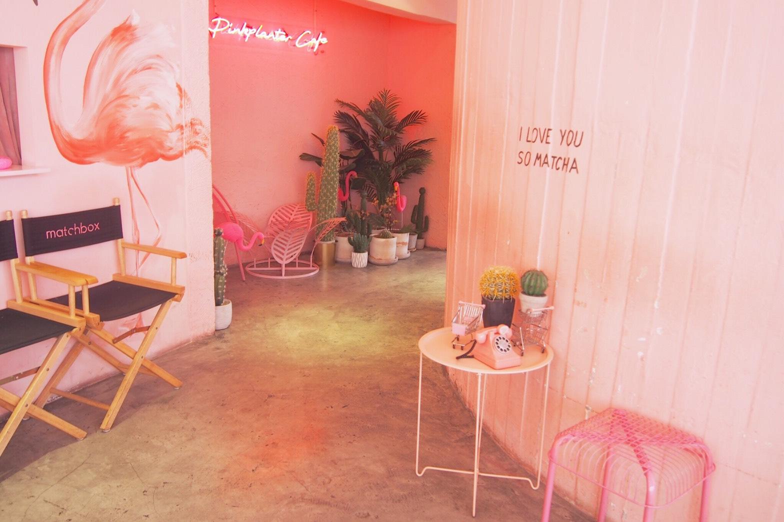 バンコクのカフェの画像14