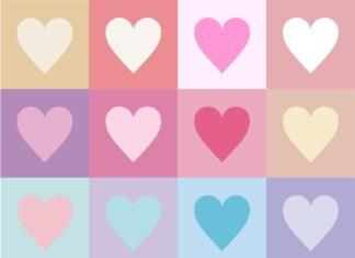 あなたはどれが好き?♡かわいい2色配色パレットまとめ