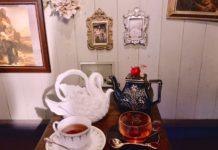 おとぎの庭に迷い込む…高円寺喫茶『エセルの中庭』