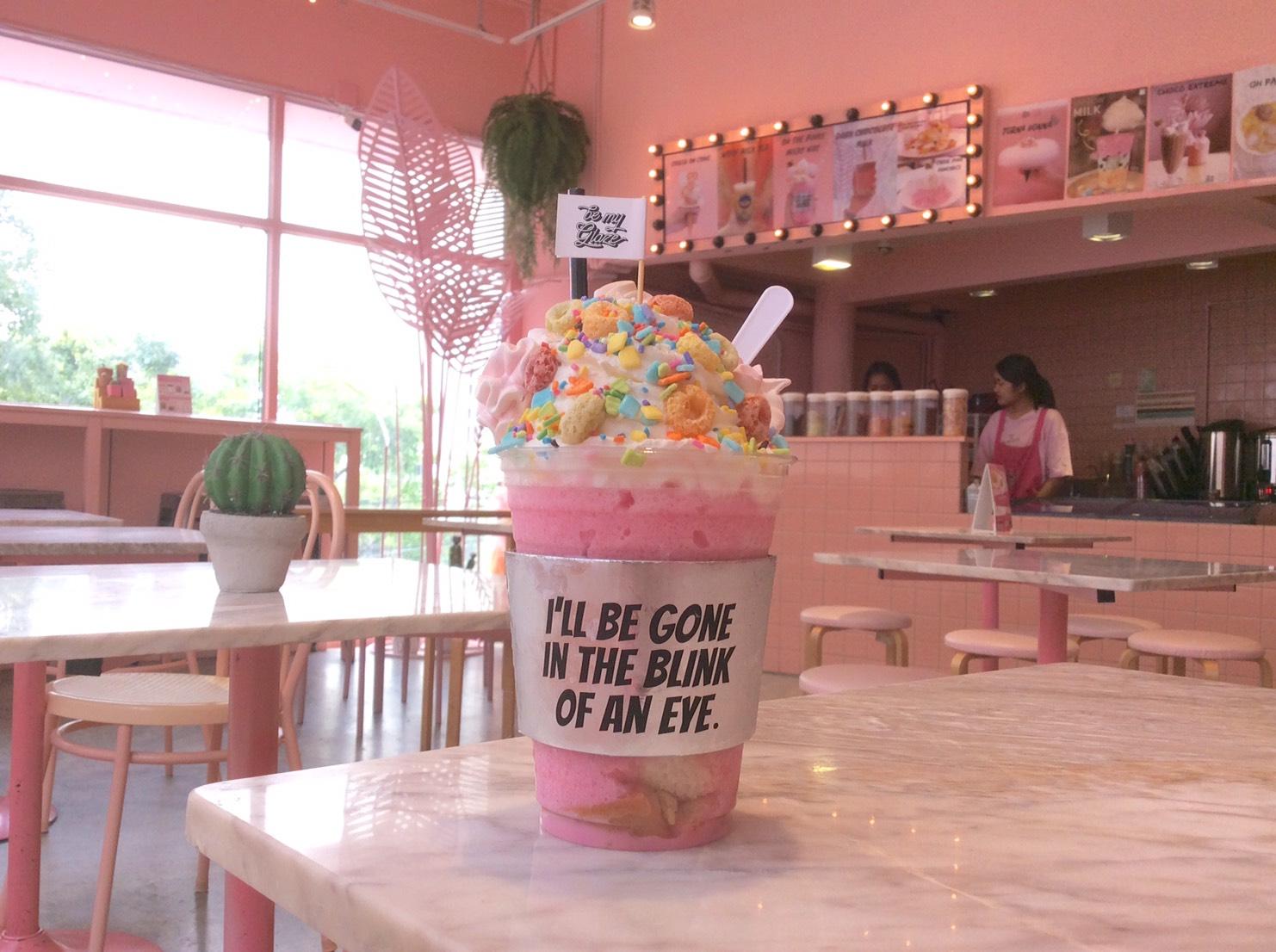 バンコクのカフェの画像13