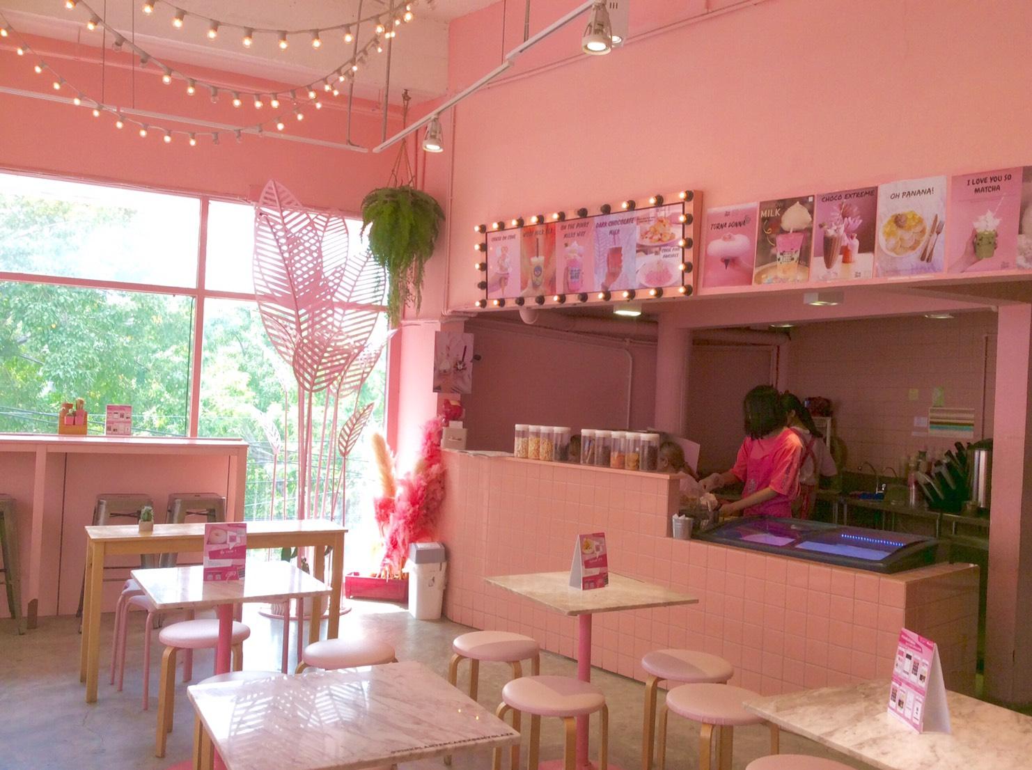 バンコクのカフェの画像11