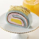 タリーズから新登場♡ゆめかわいいロールケーキ