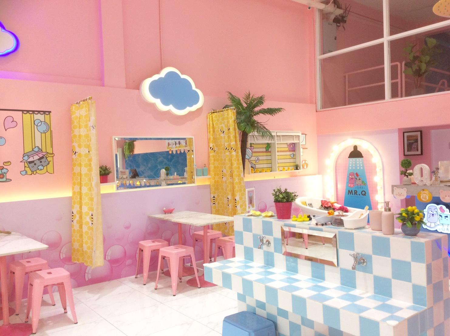 バンコクのカフェの画像