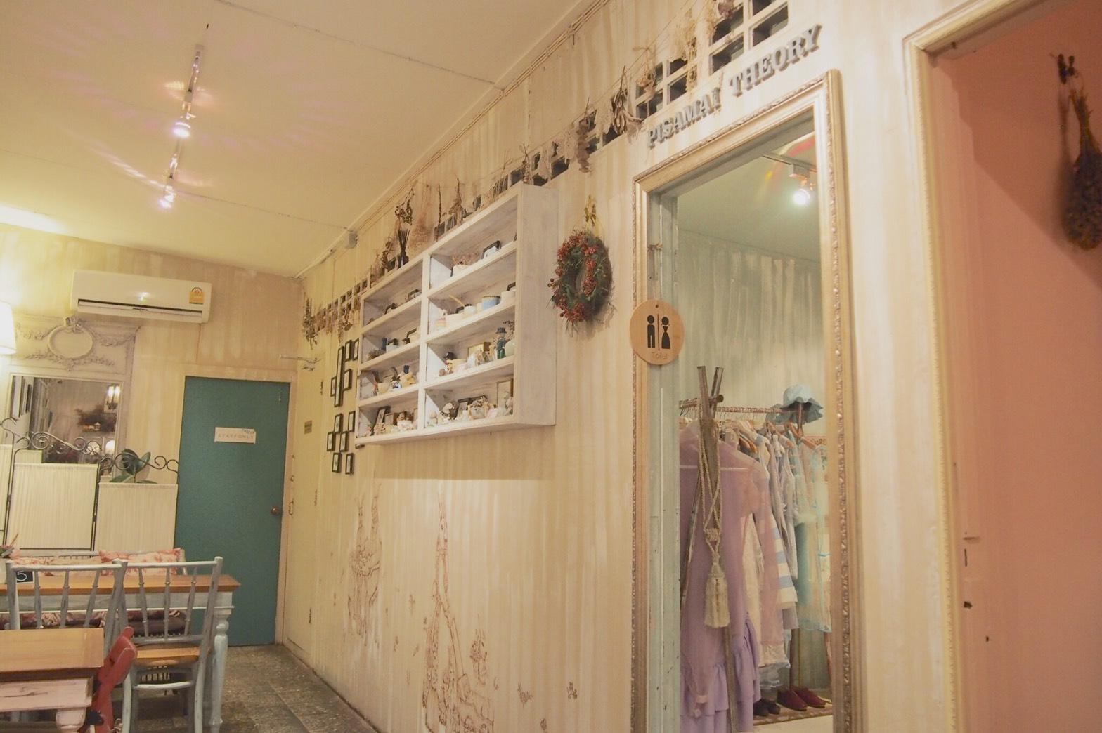 バンコクのカフェの画像32