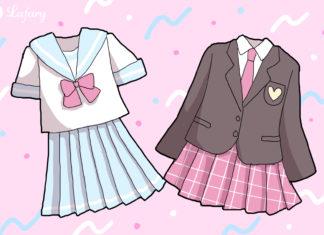こんなの着たかった~!制服がかわいいアニメ特集