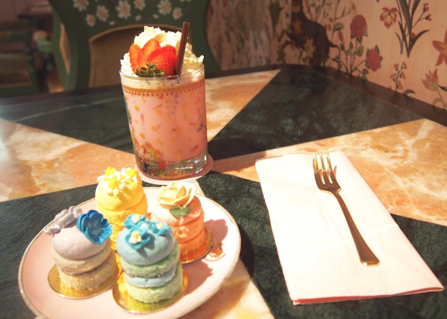 バンコクのカフェの画像40