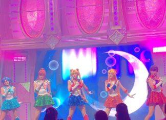 ショーレストラン『美少女戦士セーラームーン -SHINING MOON TOKYO-』♡