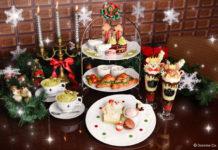 Q-pot CAFE.のクリスマス2019~お菓子の国の物語~