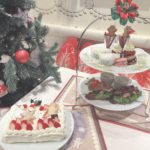 Q-pot CAFE. ~CHRISTMAS LIMITED MENU~プレスイベントを取材♡