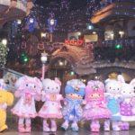 ピューロが幻想的な空間に♡「PURO WHITE CHRISTMAS」