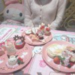 【新宿】EGG & SPUMA「サンリオキャラクターズコラボカフェ」に足を運んで…♡