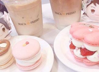 かわいいマカロン&トゥンカロンのカフェ特集♡【東京編】