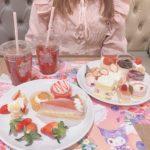 サンリオピューロランドがberryに染まる♡「スイーツピューロ」