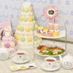 「Q-pot CAFE.」と青木美沙子のロマンティックなコラボメニューを…♡