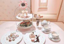【2020春】Q-pot CAFE.の春メニューで花見の宴を…♡