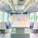 東京モノレールとコラボ!「キキ&ララ モノレール」が運行開始