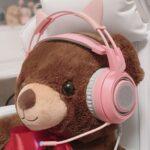 【ゲーマー女子御用達アイテム】かわいい猫耳ヘッドフォン特集