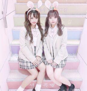 組み合わせ豊富!キュートな制服レンタルで韓国アイドル気分になっちゃおう