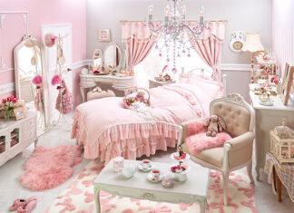 量産型女子必見!通販サイト・ロマプリの可愛い姫部屋インテリア♡
